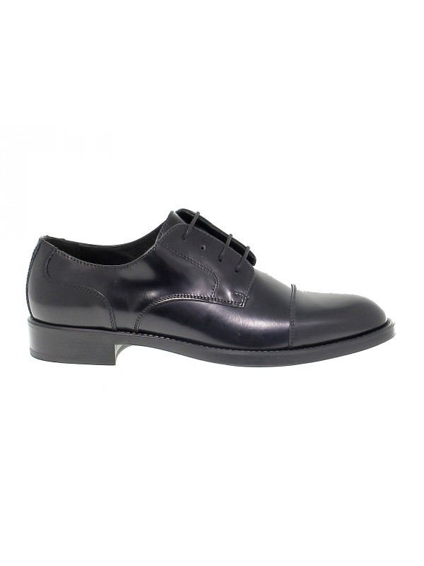 Zapato con cordones de piel Antica Cuoieria LAS VEGAS