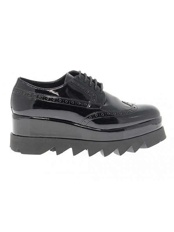 Zapato plano de piel Cult