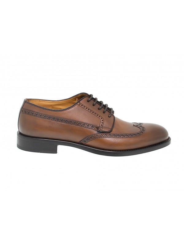 Zapato con cordones Fabi de piel cuero