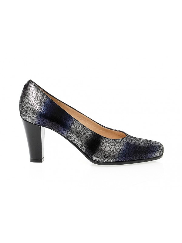 Zapato de salón de piel Martina