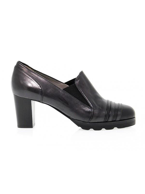 Zapato tacón de piel Martina