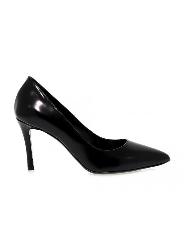 Zapato de salón de piel Guido Sgariglia