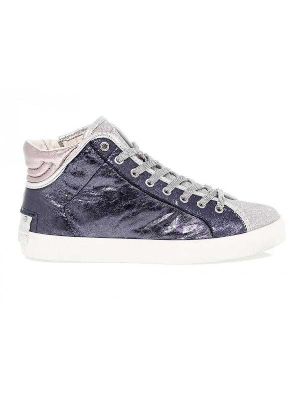 new product 7950b 69823 Sneaker Crime London FAITH LI aus Leder