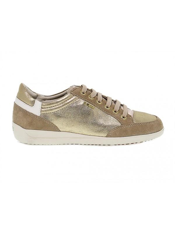 Sneaker Geox MYRIA aus Leder