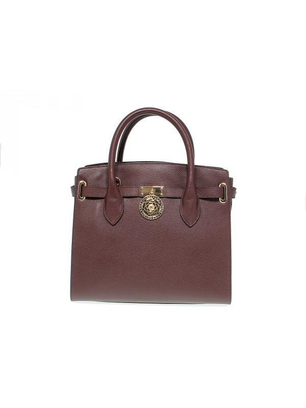 Handtasche Guess PEONY aus Leder Guidi Calzature Neue