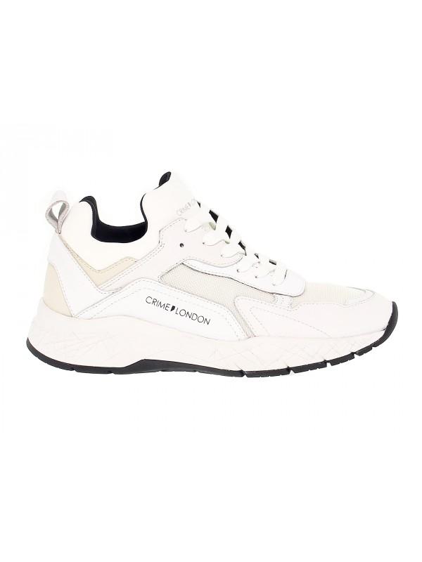 Sneaker Crime London KOMRAD aus Leder