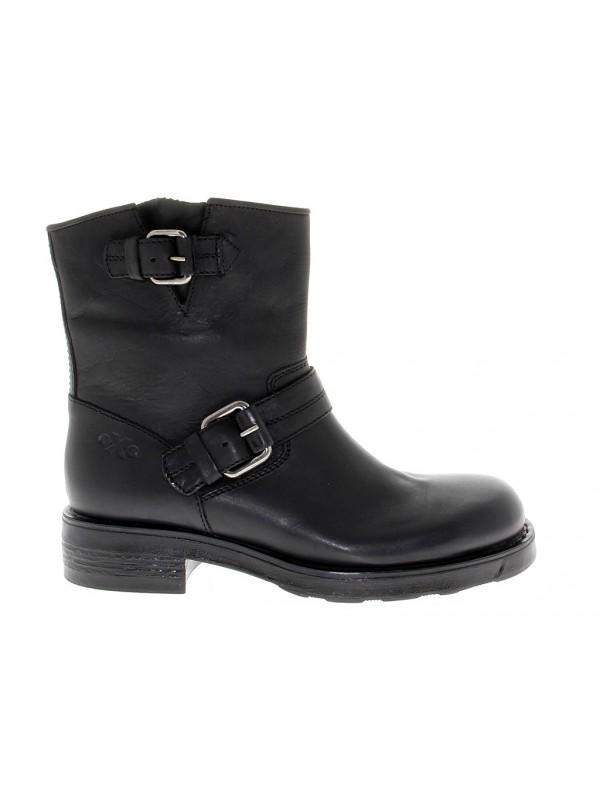 Stiefel OXS aus Leder