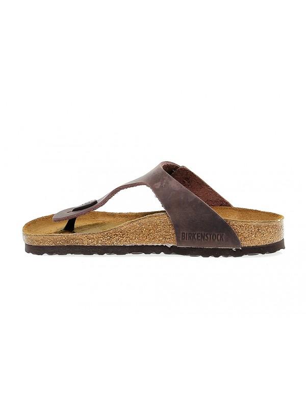Sandalen Birkenstock MAYARI aus Leder Guidi Calzature