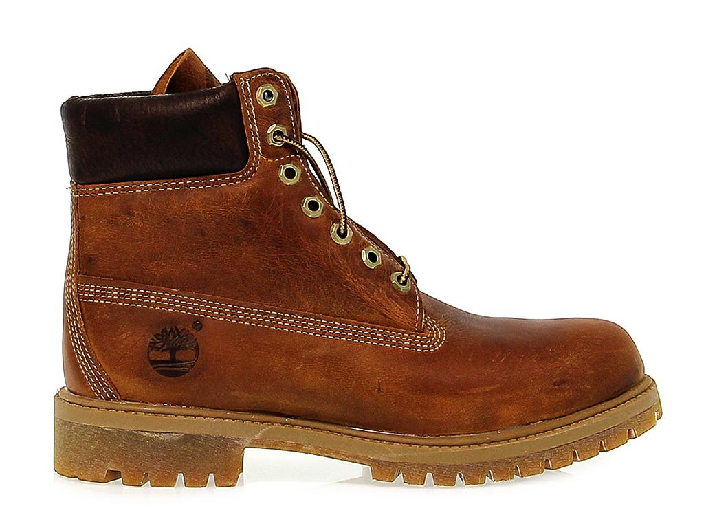Chollo Botas Timberland Amherst en color marrón para hombre