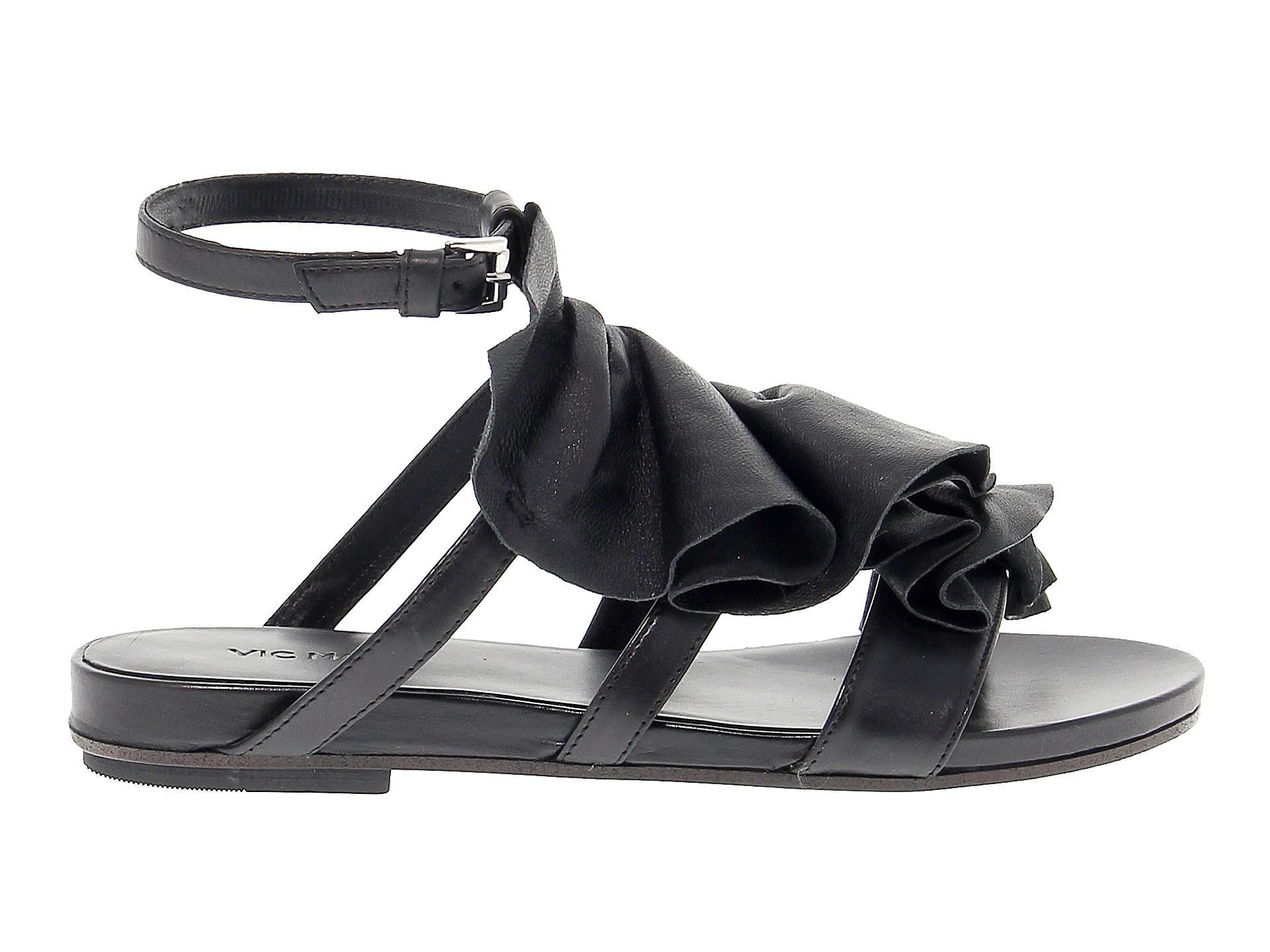 Sandalo basso Vic Matie ALAB in pelle