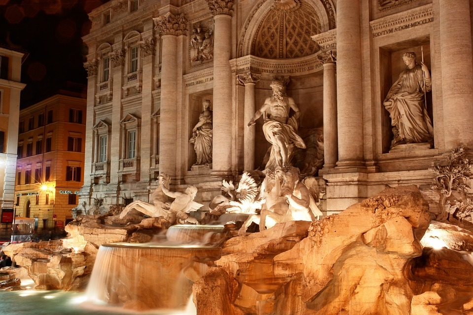 trevi-fountain-63052_960_720